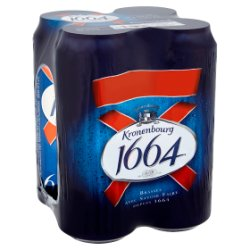 Kronenbourg 1664 4 For GBP5.49