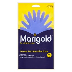 Marigold Gloves for Sensitive Skin Medium