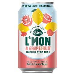 L'mon Sparkling Lemon & Grapefruit