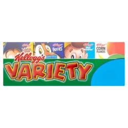 Kellogg's Variety 6 x 190g