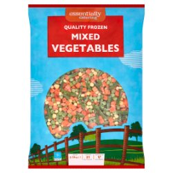 Essentially Catering Mixed Vegetables 2.5kg