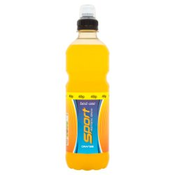 Best-One Sport Isotonic Drink Orange 500ml