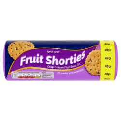 Best-One Fruit Shorties 150g