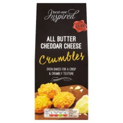 Inspired Cheese Crumble PM £1.59