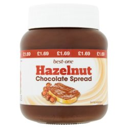Best-One Hazelnut Chocolate Spread 400g