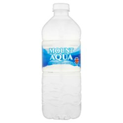 Mount Aqua Still Spring Water 500ml