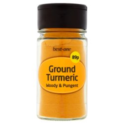 Best-One Ground Turmeric 45g