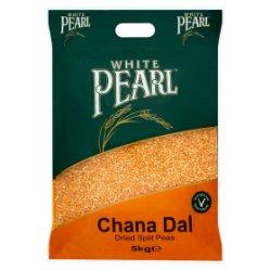 White Pearl Chana Dal 5kg