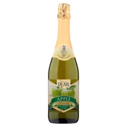 White Pearl Apple Non-Alcoholic Sparkling Juice Drink 750ml