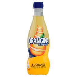 Orangina Sparkling Fruit Drink 420ml