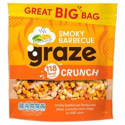 Graze Smoky Barbecue Crunch 130g