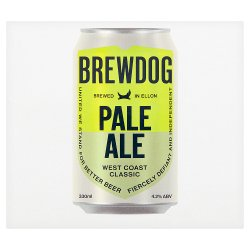 BrewDog Pale Ale 4 x 330ml