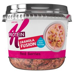 Kellogg's Special K Protein Granola Fusion Red Berries 55g