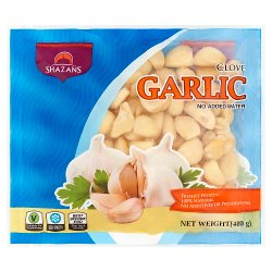 Shazans Clove Garlic 400g