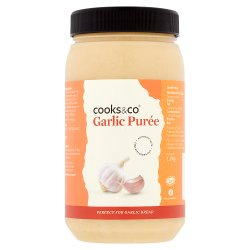 Cooks & Co Garlic Purée 1.2kg
