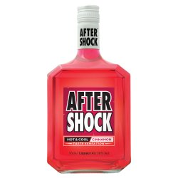 After Shock Hot & Cool Cinnamon Liqueur 70cl