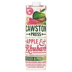 Cawston Press Apple & Rhubarb 1 Litre