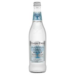 Fever-Tree Refreshingly Light Indian Tonic Water 500ml