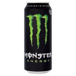 Monster Energy 500ml PMP GBP1.19