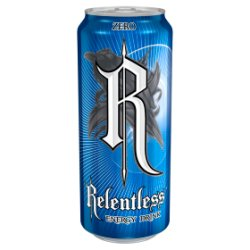 Relentless Origin Zero 500ml £1