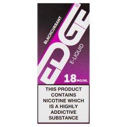 Edge Blackcurrant E-Liquid 18mg/ml 10ml