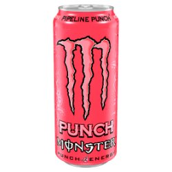 Monster Pipeline Punch 500ml PMP £1.35