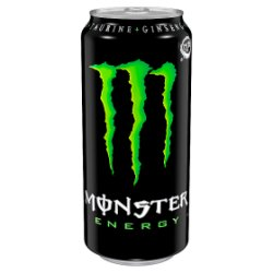 Monster Energy 500ml £1.35