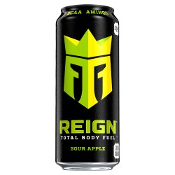 Reign Sour Apple 500ml Can PM £1.49