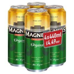 Magners Irish Cider Original 4x 440ml