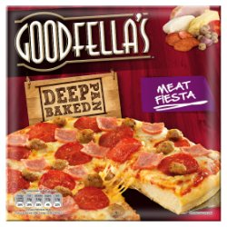 Good Fellas Deep Pan Meat Feast