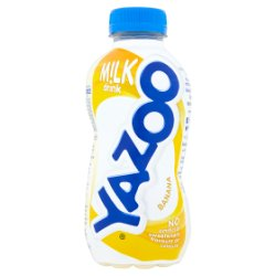 Yazoo Banana Milk Drink 300ml