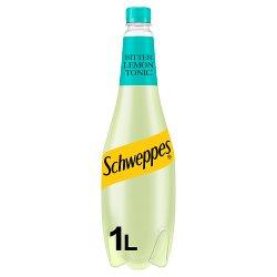 Schweppes Bitter Lemon 1L