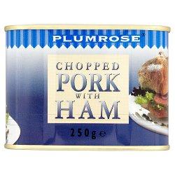 Plumrose Chopped Pork with Ham 250g