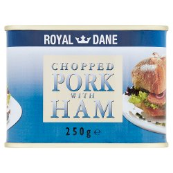 Royal Dane Chopped Pork with Ham 250g