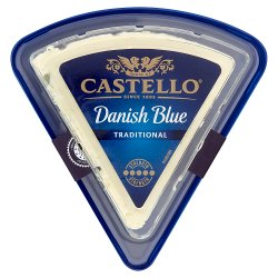 Castello Danish Blue Cheese 100g