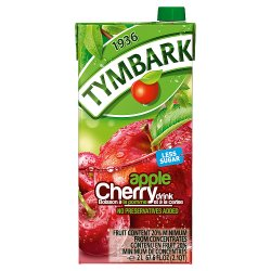 Tymbark Apple Cherry Drink from Concentrate 2L