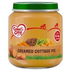 Cow & Gate Creamed Cottage Pie Jar 125g