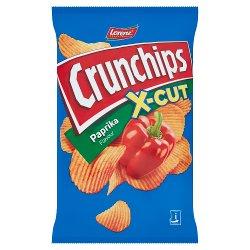 Lorenz Snack-World X-Cut Crunchips Paprika Flavour 85g