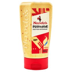 Nando's Hot Perinaise Peri-Peri Mayonnaise 265g