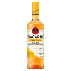 Bacardí Ginger Spirit Drink 700ml