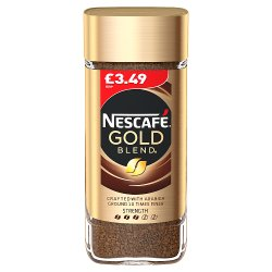 Nescafé Gold Blend Instant Coffee 95g