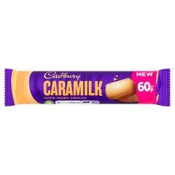 Cadbury Caramilk Golden Caramel Chocolate Bar 60p 37g
