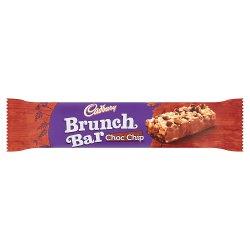 Cadbury Choc Chip Brunch Bar 32g