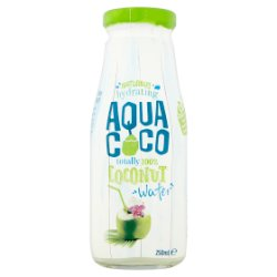 Aqua Coco Totally 100% Coconut Water 250ml