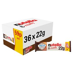 Nutella B-ready 22g PMP