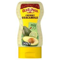 Old El Paso Chunky Guacamole 240g