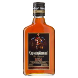 Captain Morgan Dark Rum 20cl