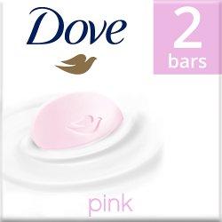 Dove Pink Bar 2x100g