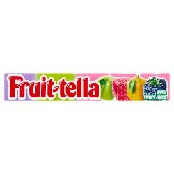 Fruittella English Fruits Stick 41g