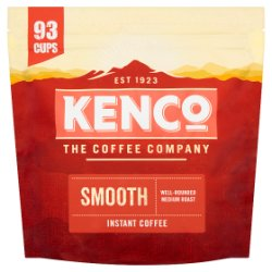 Kenco Smooth Instant Coffee Refill 150g